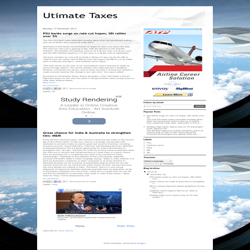 Ultimate Taxes