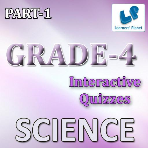 Grade-4-Science-Part-1 教育 App LOGO-APP試玩