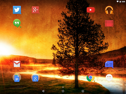 Action Launcher 3 - screenshot thumbnail