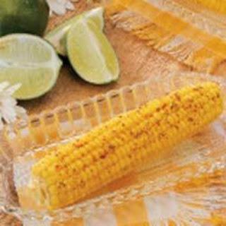 Tex-Mex Corn on the Cob.
