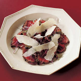 Seared Beef Tenderloin with Thyme.