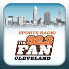 CBS Cleveland - 92.3 The FAN icon