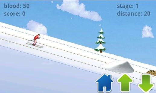 Speed Skiing