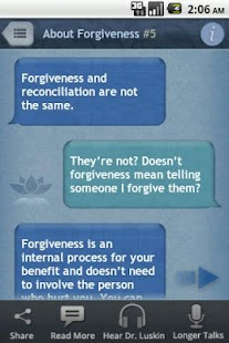Forgive for Good by Dr. Luskin- screenshot thumbnail