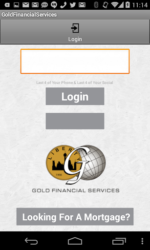 Gold Financial