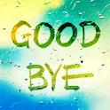 Good Bye Atom theme icon