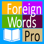 Foreign Words Pro icon