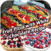 Fruit Pizza & Chocolate Recipe