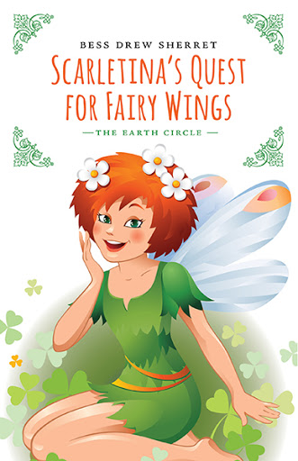 Scarletina's Quest for Fairy Wings cover