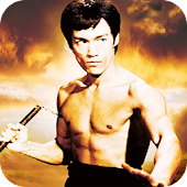 BruceLee Live Wallpaper