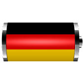 Germany: Flag Battery Widget