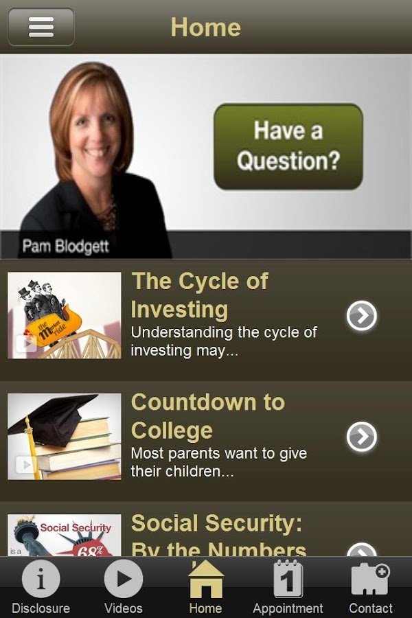 Blodgett Wealth Management- screenshot