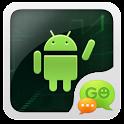 GO SMS Pro Android Theme logo