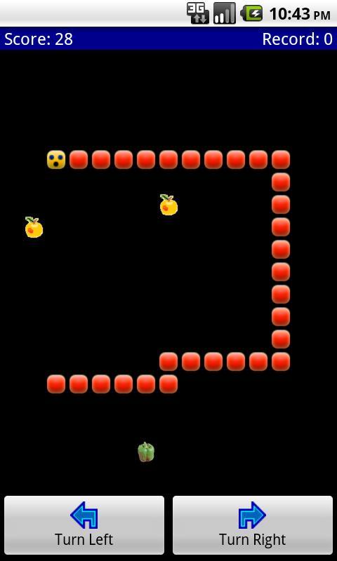 MSnake- screenshot