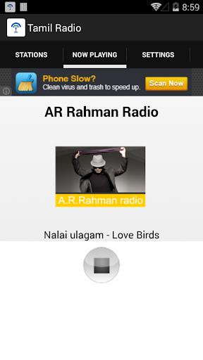 Tamil Radio Stations