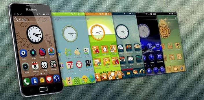 En este momento hay muchos launchers en Google Play que puede ser descrito como verdaderamente deslumbrante. Hay launchers que se centran en la velocidad, algunos que se centran en la personalización, y algunos que se centran un poco de ambos. Sin embargo, una cosa que los fans tienen que tratar es cuando uno de esos launcher no tiene una función específica que les gusta, pero aún así disfruta de sus otras funciones. Por ejemplo, el launcher de Trebuchet sólo puede ser tema si un tema es aplicado universalmente, tal como cuando se aplica un tema en Selector de Temas. Ahora,