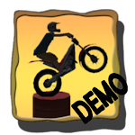 Trials On The Beach Demo Apk