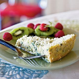 Potato and Greens Torta
