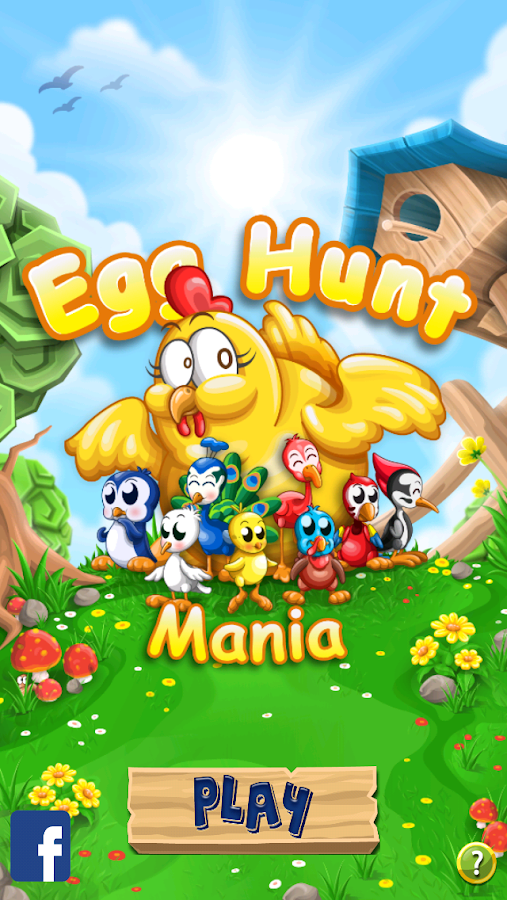 Egg Hunt Mania- screenshot