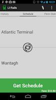 Screenshot of LIRR Long Island Railroad