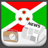 Burundi Radio News