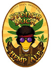 Stoner Duck Brown Hemp Ale