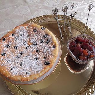 Kaiserschmarrn-Austrian Dessert Pancake.