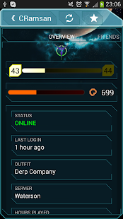 Auraxis Control Center- screenshot thumbnail