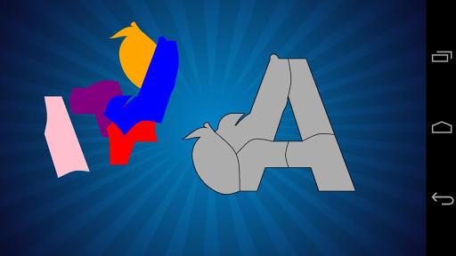 ABC Alphabet Puzzle Free