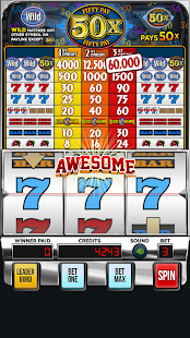 Super Fifty Pay Slots: Vegas Slot Machines Games- screenshot thumbnail
