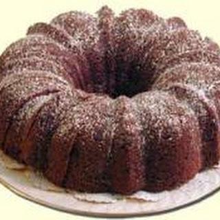 Mocha Spice Cake