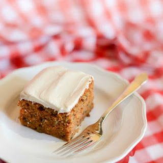 The ULTIMATE Carrot Cake.