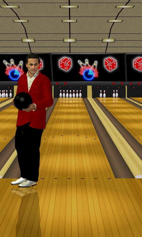 Vegas Bowling- screenshot