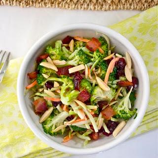 Broccoli Slaw Salad Recipe