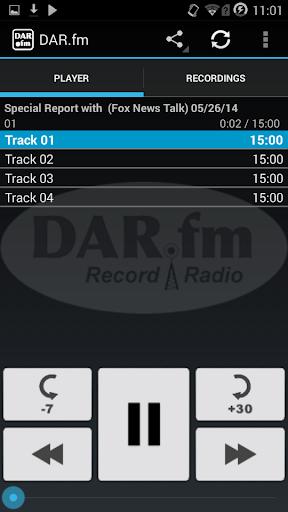 DAR.fm Radio Downloader