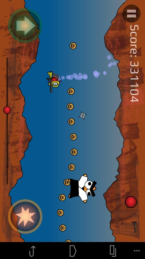 Plunge - screenshot