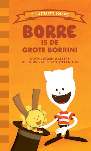 Borre is de Grote Borrini