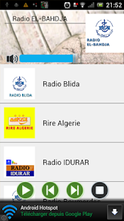 Algerie Live Radio- screenshot thumbnail