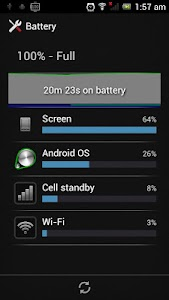 Intelligent Battery screenshot 2