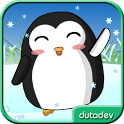 Penguin Pet Live Wallpaper icon