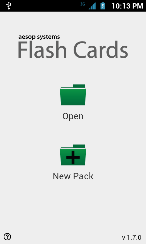 Flash Cards - screenshot