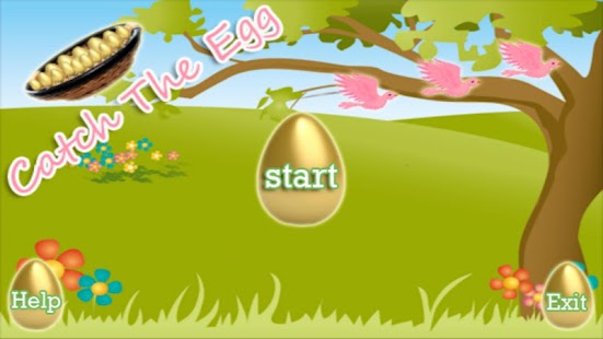 Catch the Egg- screenshot thumbnail