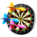 Shooting Darts Game icon