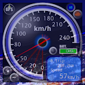 GPSスピードメーター(ManiaQmeterSP) logo