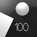 Bounce to 100 icon