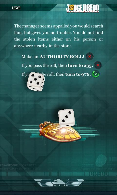 Judge Dredd: Countdown Sec 106- screenshot