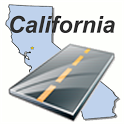 Driver License Test CA icon