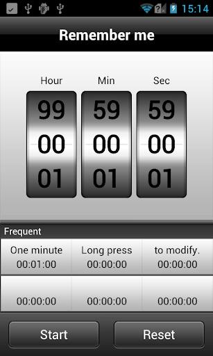 Remember me pro countdown
