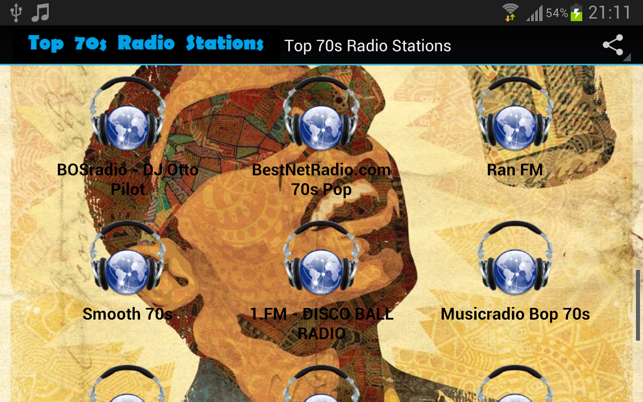 Top 70s radio stations light android apps on google play