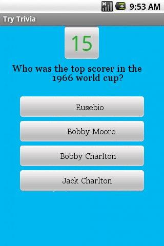 Guess the Footballer Quiz - screenshot